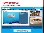 interstitial superstitial