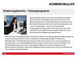 erfahrungsbericht traineeprogramm