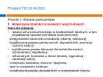 program fio 2014 2020