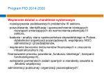 program fio 2014 202010