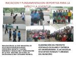 iniciacion y fundamentacion deportiva para la ni ez y la juventud1