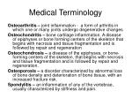 medical terminology10