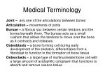 medical terminology5
