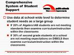comprehensive system of student support1
