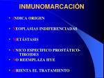 inmunomarcaci n