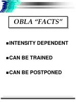 obla facts