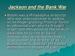 jackson and the bank war6