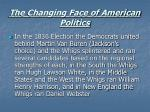 the changing face of american politics13