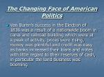 the changing face of american politics15