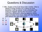 questions discussion20