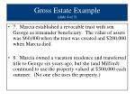 gross estate example slide 4 of 5