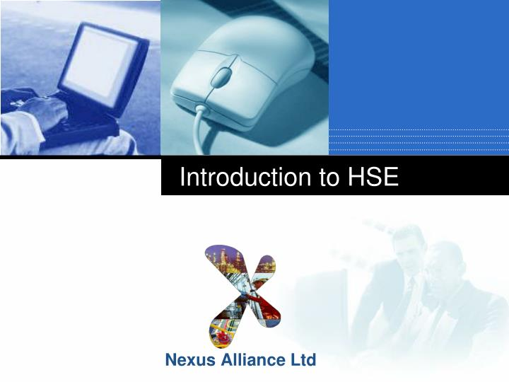 introduction to hse n.