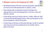 3 human resource development for ghc
