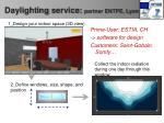 daylighting service partner entpe lyon