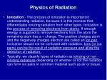 physics of radiation5