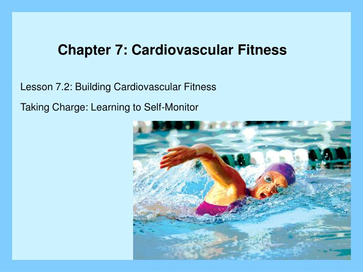 chapter 7 cardiovascular fitness n.