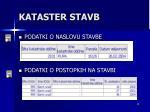 kataster stavb1