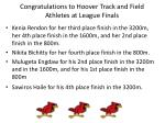 congratulations to hoover track and field athletes at league finals1