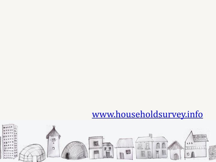www.householdsurvey.info