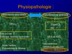physiopathologie1