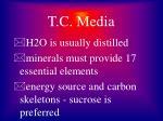 t c media3