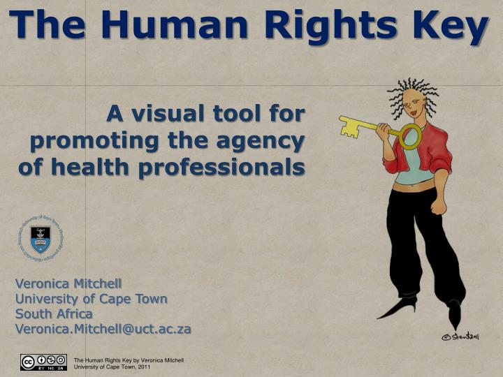 the human rights key n.