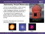 astronomy virtual observatory