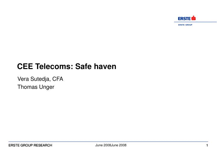 cee telecoms safe haven n.