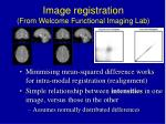 image registration from welcome functional imaging lab1