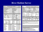 river habitat survey1