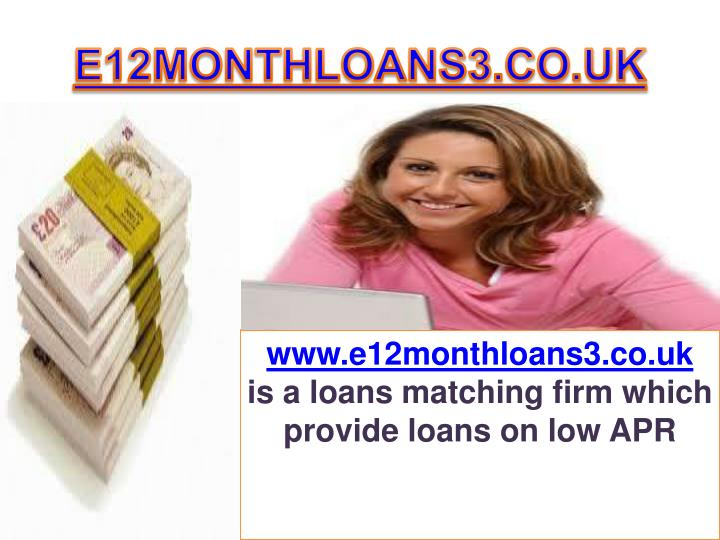 e12monthloans3 co uk n.