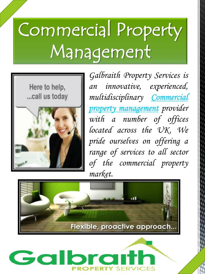 Commercial Property Management : Ppt student property management powerpoint presentation