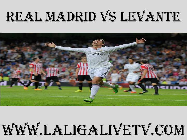 real madrid vs levante n.