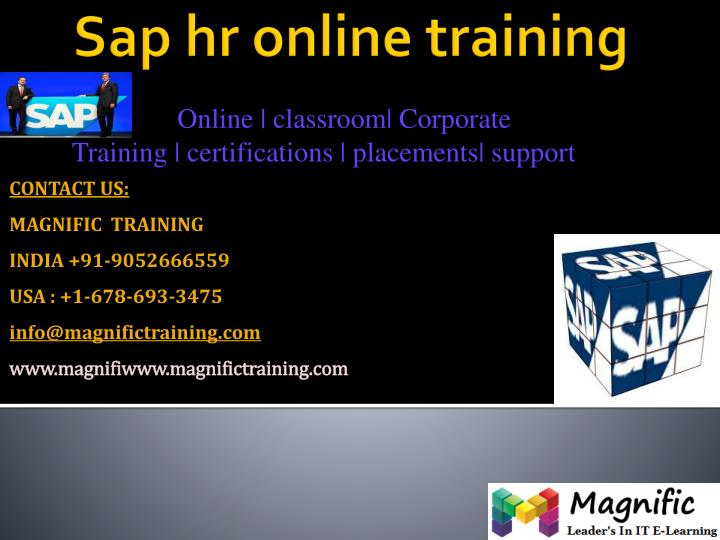 sap hr online training n.