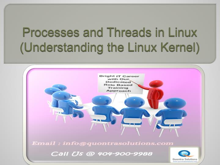 processes and threads in linux understanding the linux kernel n.