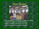 store design1