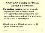 information society in austria gender e inclusion2