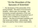 on the shoulders of the spouses of scientists3