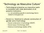 technology as masculine culture2