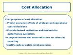 cost allocation2