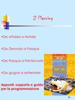 il planning