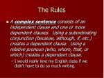 the rules2