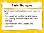 basic strategies1