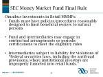 sec money market fund final rule1