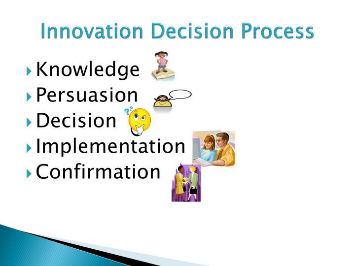 Innovation Decision Process