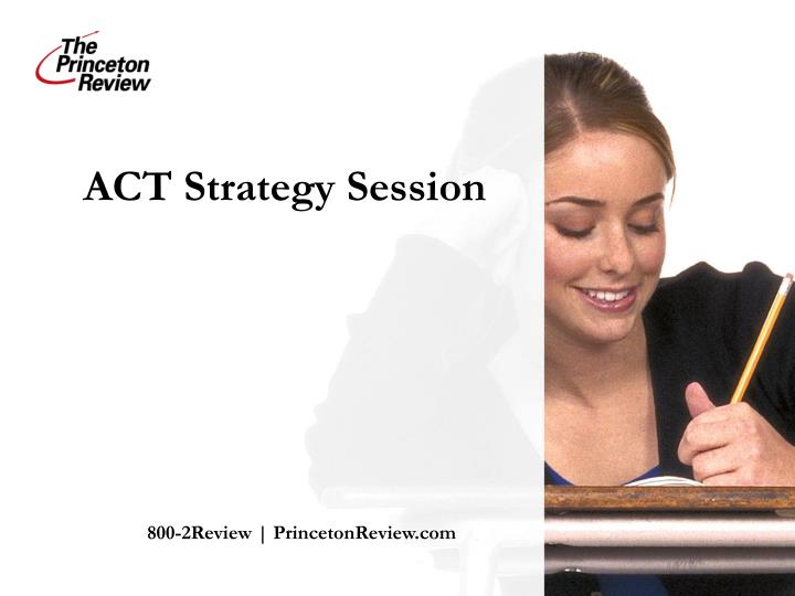 act strategy session n.