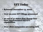 eft today