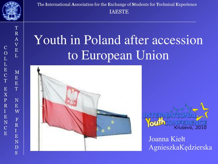 youth in poland after accession to european union n.