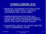 conclusion 3 5