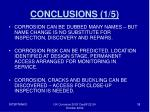 conclusions 1 5
